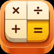Androidアプリ「電卓-カシオ式 マルチ計算機 あまり計算・割引・消費税・時間計算対応」のアイコン