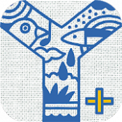 Androidアプリ「YURAGI+ Healing Sounds Creator : リラックス 睡眠 ヨガ 瞑想」のアイコン