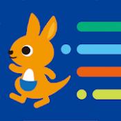 Androidアプリ「すこやかんぽ - 歩く、ラジオ体操をもっと楽しく」のアイコン