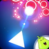 Androidアプリ「Non-Stop Space Defense - 無限エイリアンシューティングゲーム」のアイコン