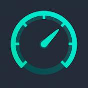 Androidアプリ「Speedtest Master:回線Wi-Fi通信スピードテストマスター」のアイコン