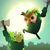 Androidアプリ「マリモリーグ : 育成とバトルが楽しい神ゲーム」のアイコン