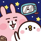 Androidアプリ「カナヘイの小動物 ピスケ&うさぎ とんでけロケット!」のアイコン