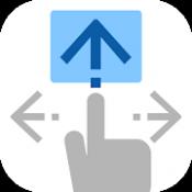 Androidアプリ「シンプルフリック」のアイコン