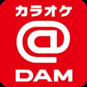 Androidアプリ「カラオケ@DAM - カラオケと精密採点」のアイコン