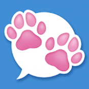 Androidアプリ「私のお話ペット」のアイコン