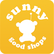 Androidアプリ「sunny good shops」のアイコン