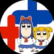Androidアプリ「ポプテピピック++ 〜ポプ子ピピ美の友情大作戦〜」のアイコン