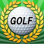 Androidアプリ「ゴルフコンクエスト(ゴルフゲーム無料)全国のゴルフ場をゴルコンでプレイしよう!」のアイコン