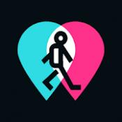 Androidアプリ「古地図散歩 時代を重ねるマップ」のアイコン