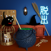Androidアプリ「脱出ゲーム Witch」のアイコン