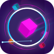 Androidアプリ「Intersection - 3D Puzzle Game」のアイコン