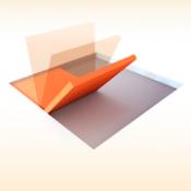 Androidアプリ「Folding Blocks」のアイコン
