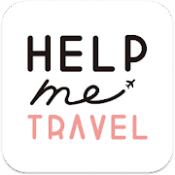 Androidアプリ「旅行英会話 - Help me Travel」のアイコン