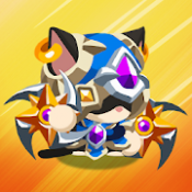 Androidアプリ「Merge Heroes Frontier: Casual RPG Online」のアイコン