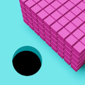 Androidアプリ「Color Hole 3D」のアイコン
