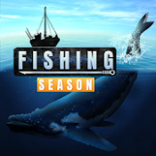 Androidアプリ「Fishing Season : River to ocean」のアイコン