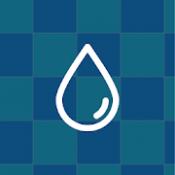 Androidアプリ「雨雲レーダー」のアイコン