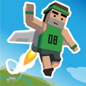 Androidアプリ「Jetpack Jump」のアイコン