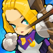 Androidアプリ「The Wonder Stone: Card Merge Defense Strategy Game」のアイコン