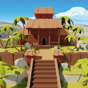 Androidアプリ「Faraway: Tropic Escape」のアイコン
