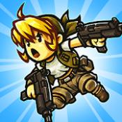 Androidアプリ「メタルスラッグインフィニティ - 放置系RPG」のアイコン