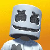 Androidアプリ「Marshmello Music Dance」のアイコン