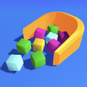 Androidアプリ「Collect Cubes」のアイコン