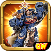 Androidアプリ「Warhammer Combat Cards - 40K Edition Card Battle」のアイコン
