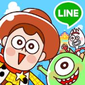 Androidアプリ「LINE:ピクサー タワー ~おかいものパズル~」のアイコン