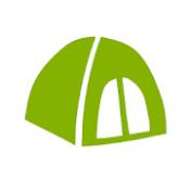 Androidアプリ「みんなのキャンプ場マップ・バーベキュー場検索」のアイコン