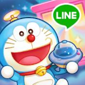 Androidアプリ「LINE:ドラえもんパーク」のアイコン