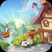 Androidアプリ「ファンタジーファーム~ようせい島のボクとキミ~」のアイコン