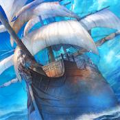 Androidアプリ「大航海時代6:ウミロク」のアイコン