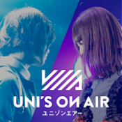 Androidアプリ「欅坂46・日向坂46 UNI'S ON AIR」のアイコン