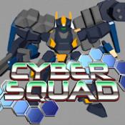 Androidアプリ「CYBER SQUAD」のアイコン