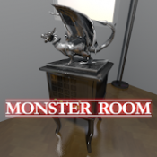 Androidアプリ「脱出ゲーム MONSTER ROOM」のアイコン