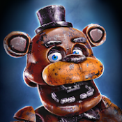 Androidアプリ「Five Nights at Freddy's AR: Special Delivery」のアイコン