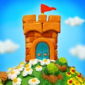 Androidアプリ「ねんどの王国 無料の街づくり放置ゲーム」のアイコン