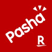 Androidアプリ「Rakuten Pasha - レシート送信で楽天ポイントもらえる」のアイコン