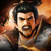 Androidアプリ「豪炎三国志~覇王の無双乱戦~」のアイコン