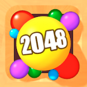 Androidアプリ「2048ボール 3D」のアイコン