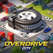 Androidアプリ「Overdrive City – クルマの街づくりゲーム」のアイコン