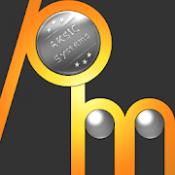 Androidアプリ「パチマネ -  パチンコ・パチスロ収支管理」のアイコン