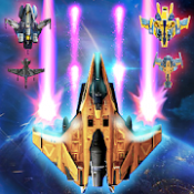 Androidアプリ「Galaxy Airforce War」のアイコン