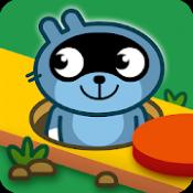 Androidアプリ「パンゴワンロード:子供のためのロジカル迷路 3〜7歳」のアイコン
