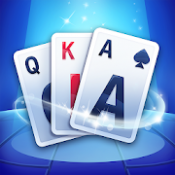 Androidアプリ「Solitaire Showtime: Tri Peaks Solitaire Free & Fun」のアイコン