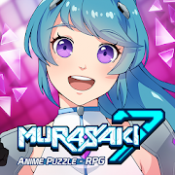 Androidアプリ「Murasaki7 - Anime Puzzle RPG」のアイコン