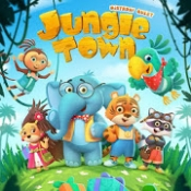 Androidアプリ「Jungle Town: Birthday Quest」のアイコン