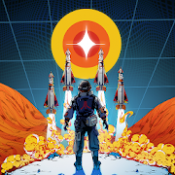 Androidアプリ「Missile Command: Recharged」のアイコン